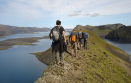 Поход по Исландии
